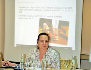 Mihaela Sasarman prezentare