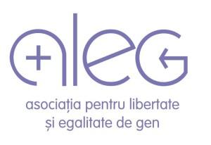 Asociatia pentru Libertate şi Egalitate de Gen, A.L.E.G., Sibiu