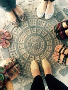pantofi retea
